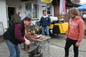 Jede Menge Einblicke in die Welt der Handwerkskunst wird es am 26. April wieder geben in Malchin.